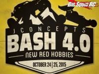 JConcepts New Red Hobbies Bash 4.0