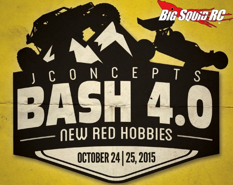 JConcepts New Red Hobbies Bash 4.0