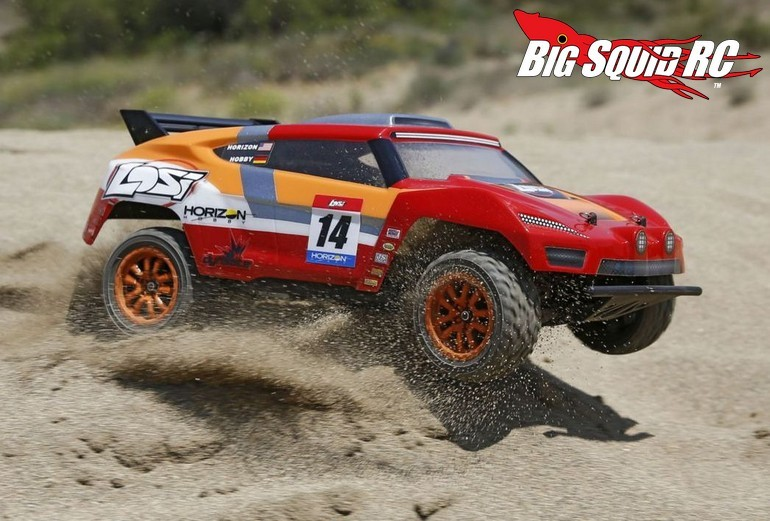 Losi 14th Mini Desert Truck