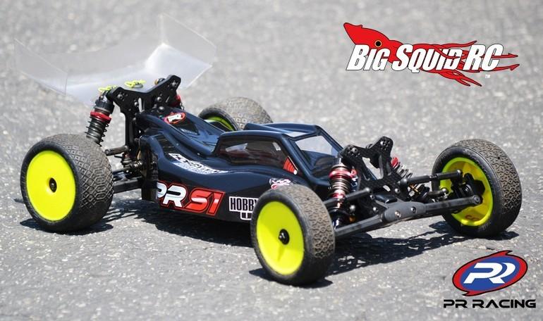 PR Racing Hobby Pro PRS1 V3 Buggy