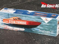 Pro Boat Stealthwake 23 unboxing