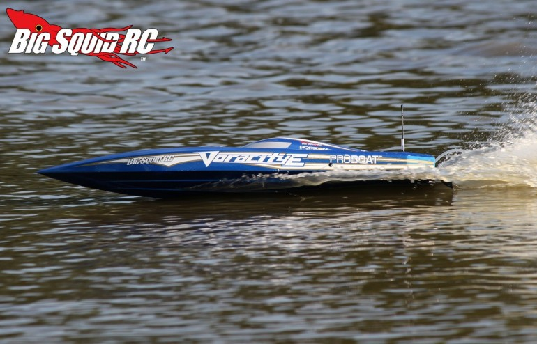 Pro Boat Voracity Type E 36 Review