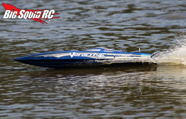 Pro Boat Voracity Type E 36 Review