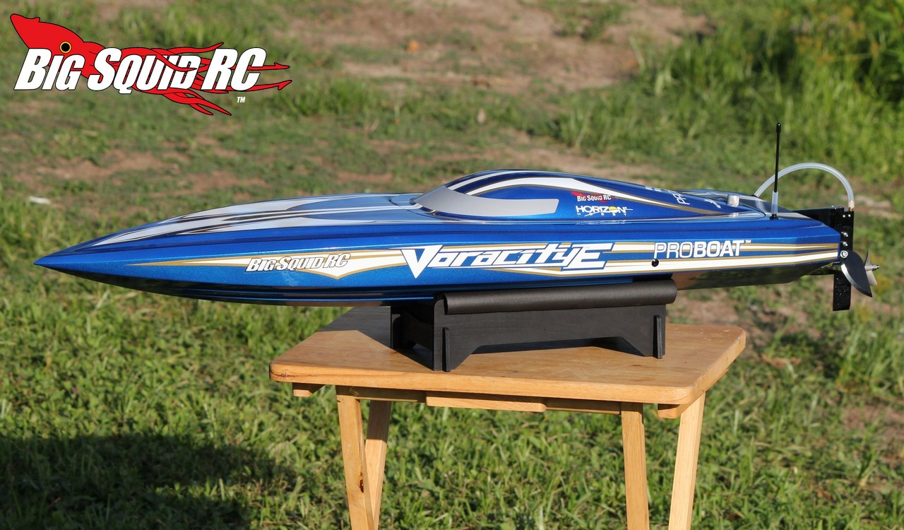 pro boat voracity    deep  brushless review big squid rc rc car  truck news