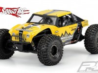 Pro-Line Jeep Wrangler Rubicon Clear Body Axial Yeti