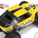 Pro-Line Jeep Wrangler Rubicon Clear Body Axial Yeti 3