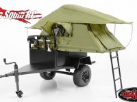 RC4WD Bivouac M.O.A.B Camping Trailer Tent