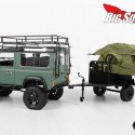 RC4WD Bivouac M.O.A.B Camping Trailer Tent 4