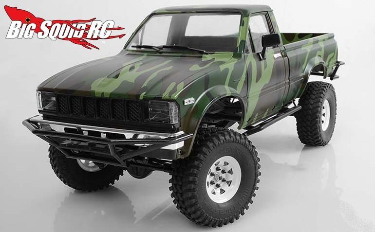 RC4WD Camo TF2 Body