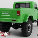 RC4WD Expedition Clear Body Set 2