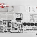 RC4WD Trail Finder 2 Truck Kit Mojave II Body Set 3