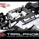 RC4WD Trail Finder 2 Truck Kit Mojave II Body Set 4