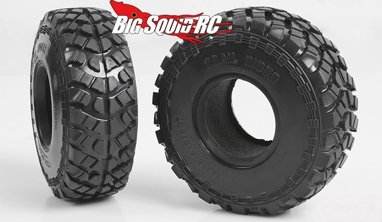 RC4WD Trail Rider 1.9 Offroad Scale Tires