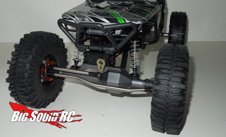 SSD Diamond Front Axles