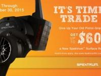 Spektrum Trade Up Program