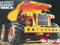 Tamiya Heavy Dump Truck