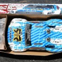 Unboxing ARRMA FURY BLX Brushless RTR 2
