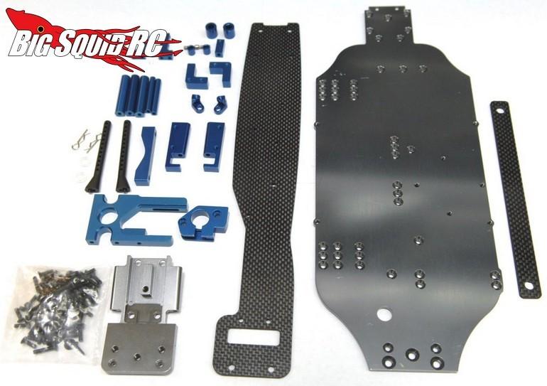 STRC v2 Slash 4x4 LCG Conversion kit