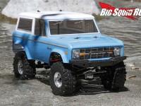 Vaterra 72 Ford Bronco Ascender