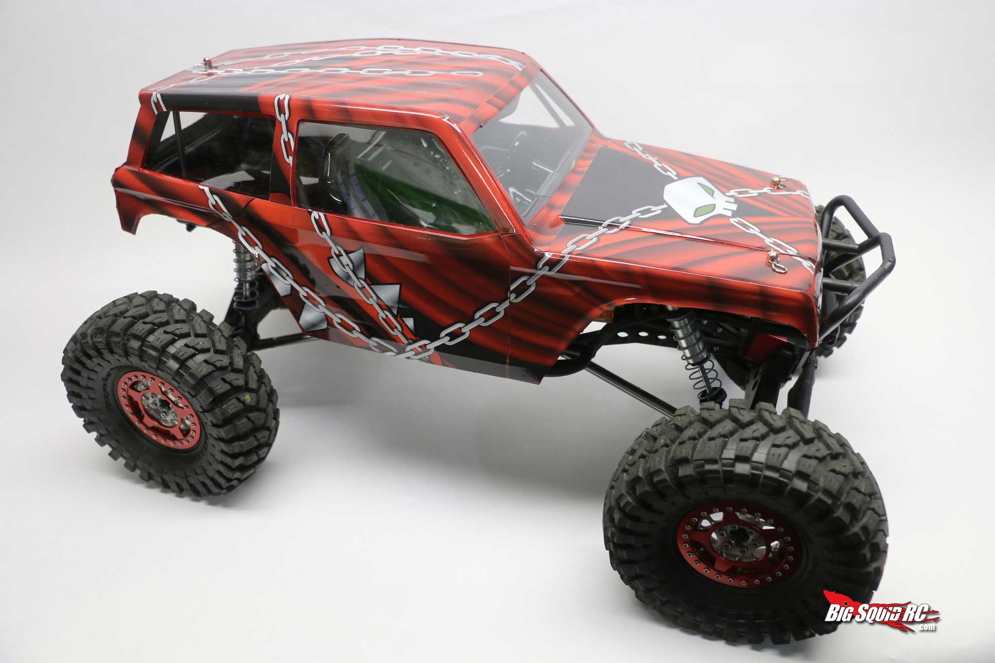 Axial Wraith Spawn Let The Upgrades Begin 171 Big Squid
