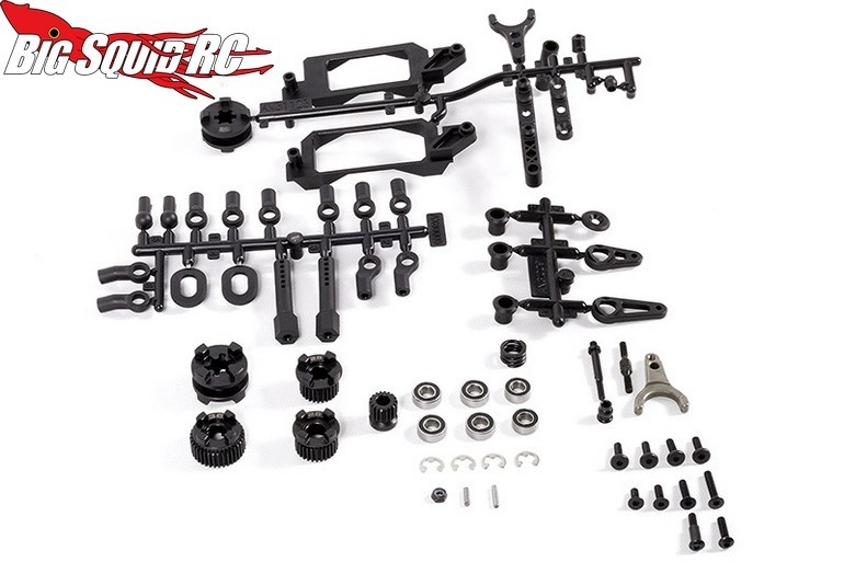 Yeti 2 Speed Conversion kit