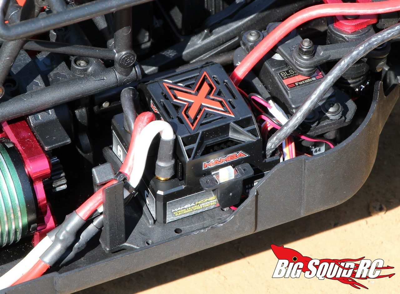 Castle Creations Mamba Monster X Esc Review 171 Big Squid Rc