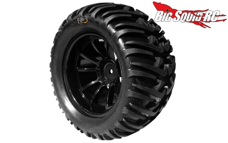 FireBrand Pre-Mounted MT tires