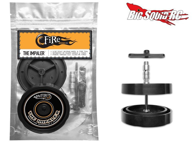 FireBrand RC The IMPALER Wheel & tire tool