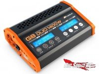G-FORCE G8 Duo 1400W Balance Charger