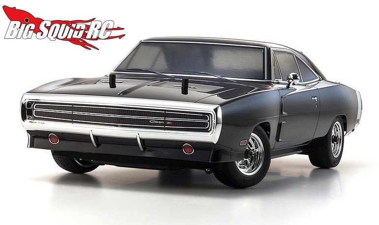 Kyosho Fazer 1970 Dodge Charger 171 Big Squid Rc Rc Car