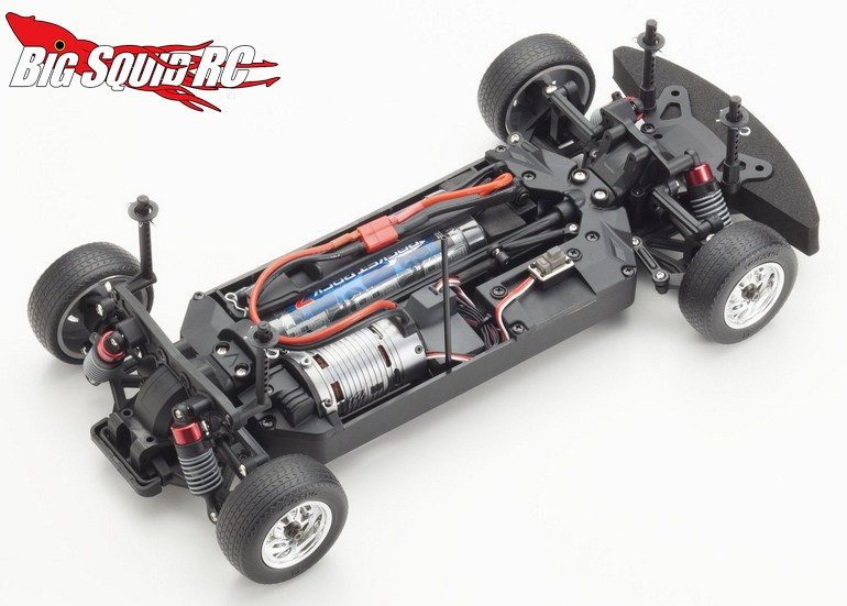 Kyosho Fazer 1970 Dodge Charger « Big Squid RC – RC Car and Truck