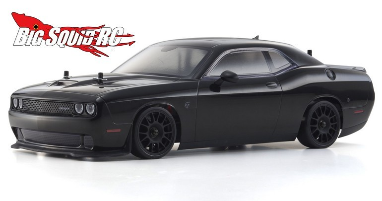 Kyosho Fazer 2015 Dodge Challenger SRT Hellcat