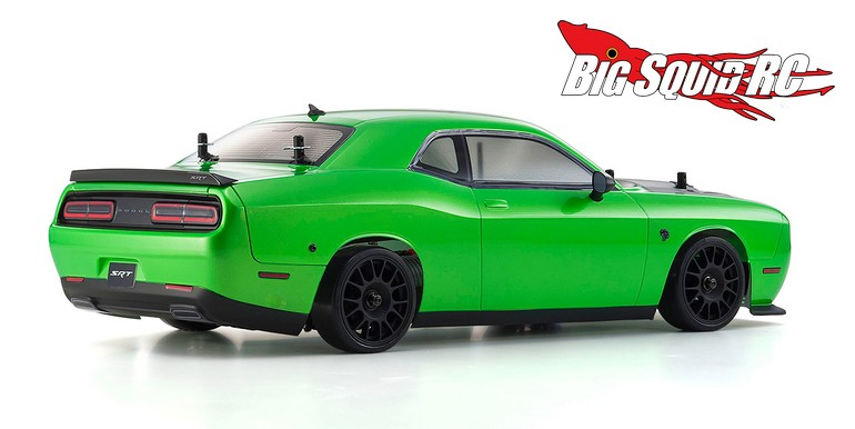 17 Charger Hellcat >> Kyosho Fazer 2015 Dodge Challenger SRT Hellcat « Big Squid RC – RC Car and Truck News, Reviews ...