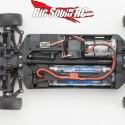Kyosho Fazer 2015 Dodge Challenger SRT Hellcat 4