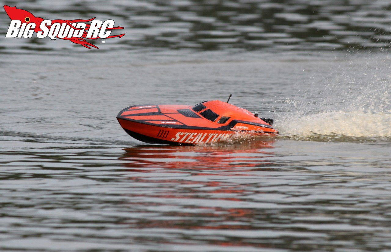 Pro Boat Stealthwake 23 Review 171 Big Squid Rc Rc Car And