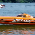 Pro Boat Zelos 48 inch Brushless Catamaran 1
