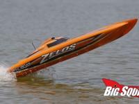 Pro Boat Zelos 48 inch Brushless Catamaran