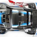 Pro-Line Pre-Cut Flo-Tek Fusion Clear Body 3