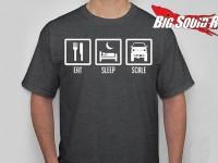 RC4WD Eat Sleep Scale