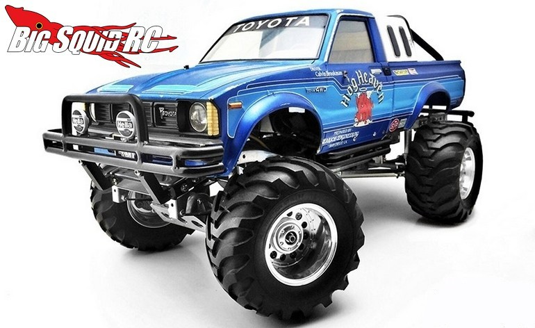 RC4WD Steel Tube Front Bumper Tamiya Hilux Bruiser