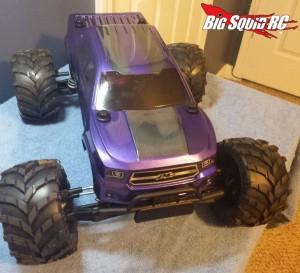 Steves Purple Pro-MT