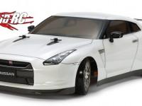 Tamiya Nissan GT-R Drift Spec TT-02D