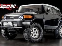 Tamiya Toyota FJ Cruiser Black CC01