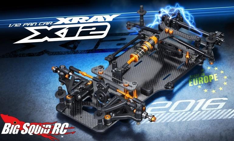 2016 XRay X12