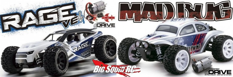 Kyosho dDrive Rage VEi Mad Bug VE