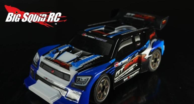 Carisma GT24R Micro Rally