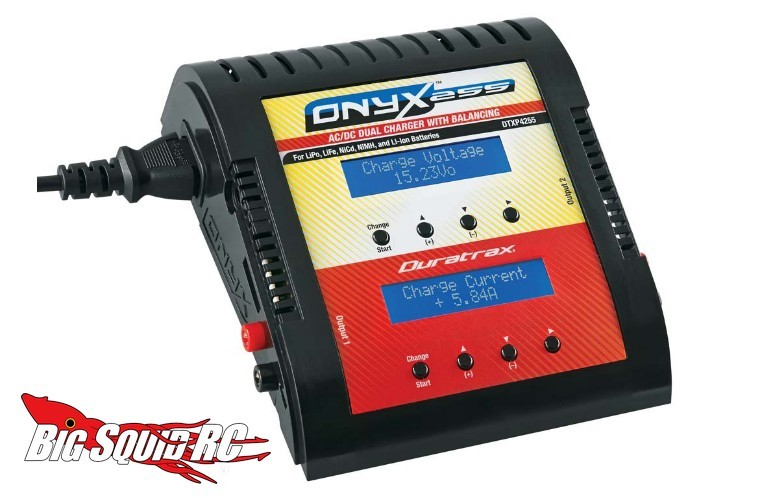 Duratrax Onyx 255 AC/DC Dual Charger