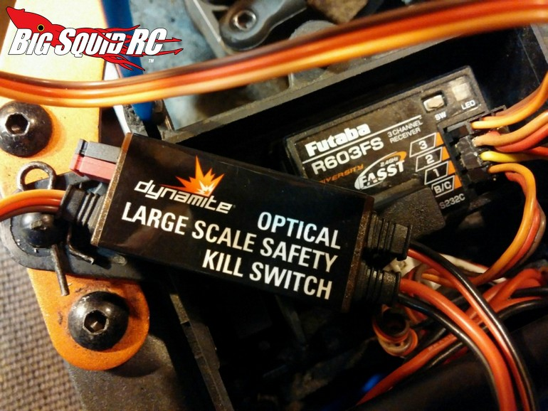 Dynamite Large Scale Safety Kill Switch Review  U00ab Big Squid Rc  U2013 Rc Car And Truck News  Reviews