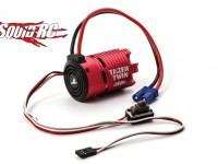 Dynamite Tazer Twin 2-N-1 ESC Brushless Motor