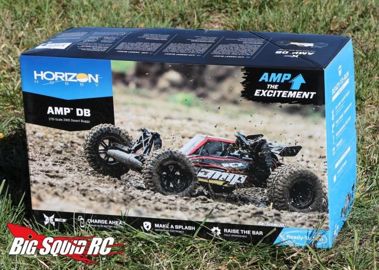 Unboxing ECX AMP Desert Buggy